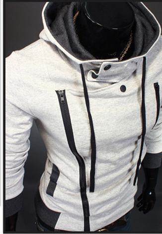 2016 Envío Gratis Cremallera Convencional Normal de La Venta Más Baja de Fábrica Al Por Mayor! nuevos Hombres de Las Capas Outwear Para Hombre Especial Capa de Polvo