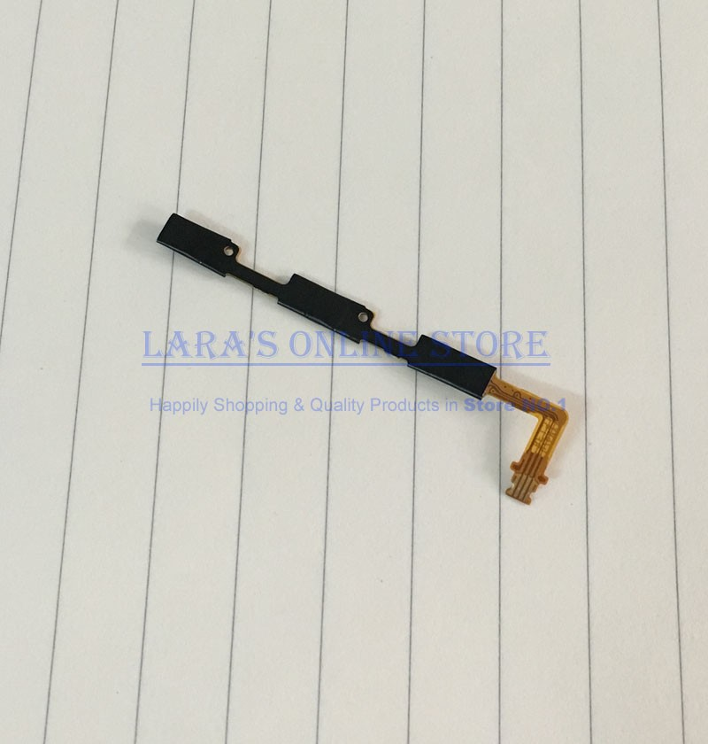 NEW Genuine Power Volume Button Flex Cable For Huawei G7 Phone Parts
