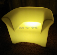 LED emitting sofa armchair chair waterproof light Remote controll decorating your living room, bedrooms, garden,bar,terrace etc