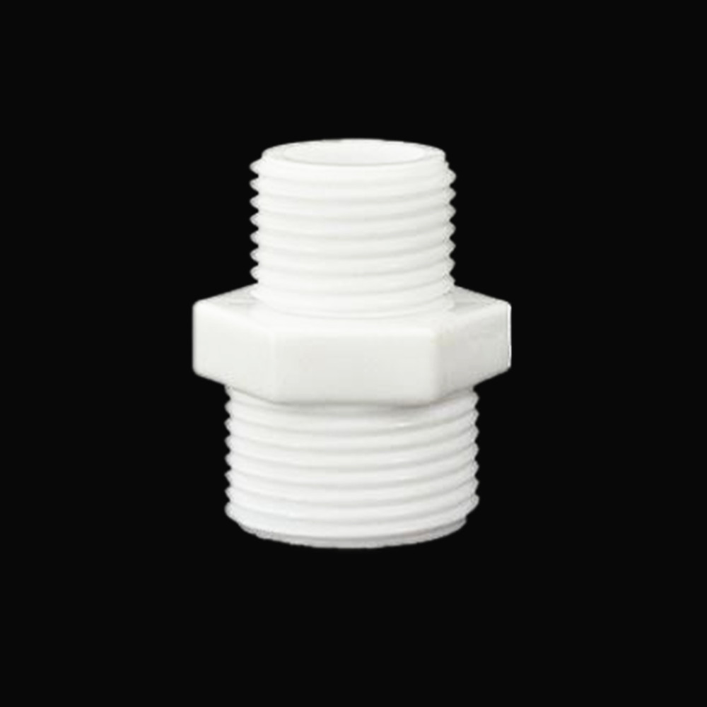 Plastic Tube Pneumatic Fitting 1/8