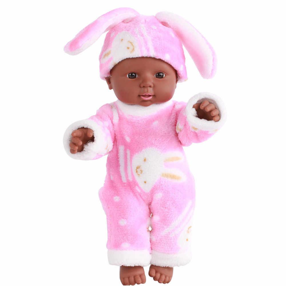 لول دمية مفاجأة للفتيات المطاط دمية لعبة للأطفال بيبي تولد من جديد Menina Corpo دي سيليكون 30 سنتيمتر يحتذى الطرفة دمى K418