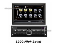 For Mitsubishi L200 2008 2013 Car GPS Navigation DVD Player Radio Stereo TV BT IPod 3G
