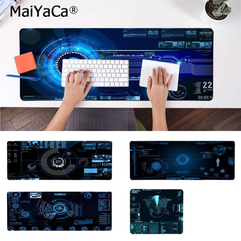 Computer & Office Mouse Pads Objective Maiyaca Top Quality Anime Umbrella Girl Computer Gaming Mousemats Size For 18x22cm 25x29cm Rubber Mousemats