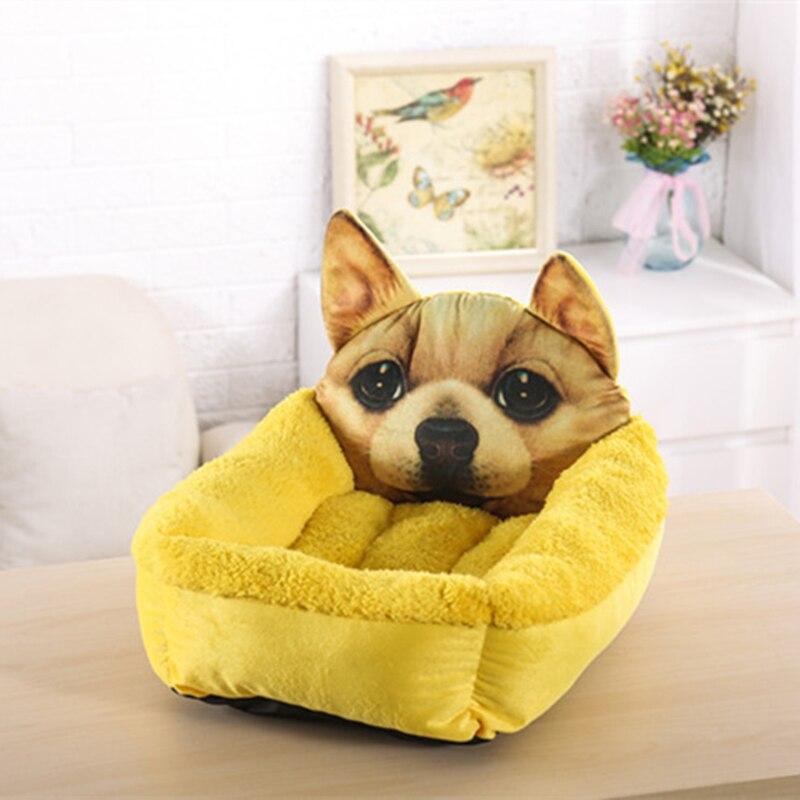 Kisállat kutya ágy ház párna kiságy közepes kutyák macska - Pet termékek - Fénykép 4