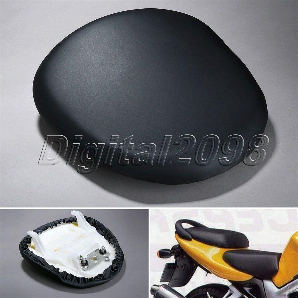 Rear Passenger Pillion Seat For Suzuki Hayabusa GSXR 1300R 2008-2014 2009 2010 11