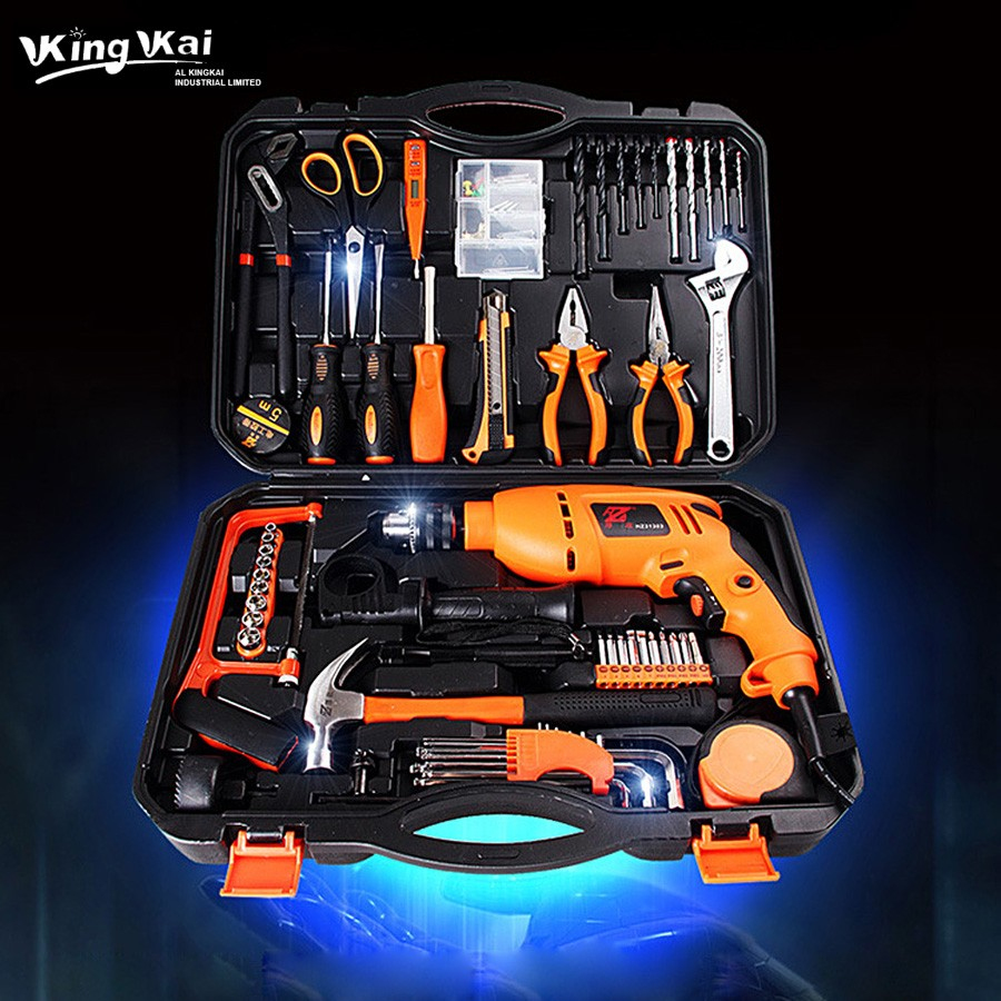 125PCS Whole Hand Hardware Tool Set-02