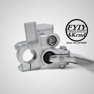 Image 3 - Universal motorcycle hydraulic clutch master cylinder brake For yamaha smax/aerox155/bws/CYGNUS X/nmax/msx 125/155/150/
