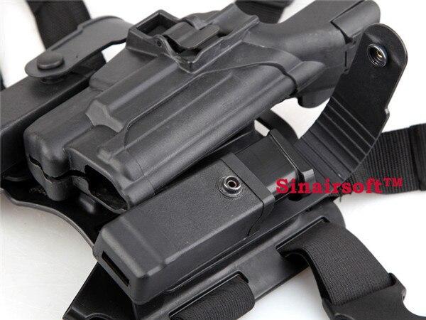 Blackhawk Serpa Magazine Holder Blackhawk Level40 Serpa Light Bearing Holster Right Hand Duty 8