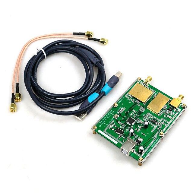 Eenvoudige Spectrum Analyser D6 (Met Tracking Bron T.G.) V2.03 B2 Eenvoudige Signaal Bron