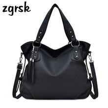PU Leather Handbag Women Bags Womens Large Handbags Capacity Totes Women Fashion Shoulder Crossbody Bags Ladies Messenger Bag цена в Москве и Питере