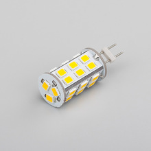 Led G6.35 Bulb Super Bright high power 27led 2835SMD as light source Up to 350LM DC12V AC12V Dimmable Bulb 10pcs/lot