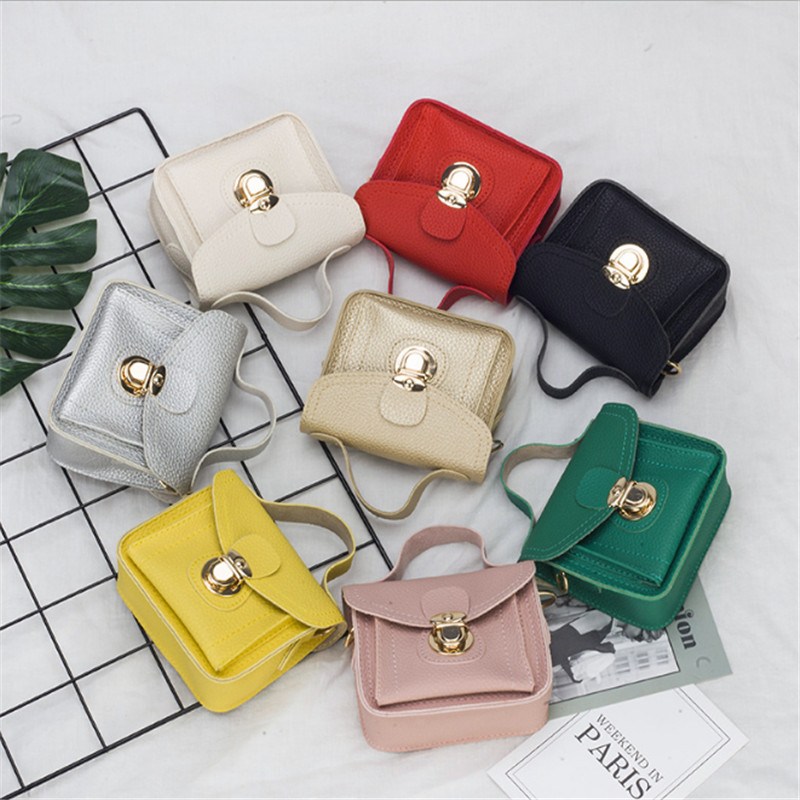 KAFVNIE Golden Young Girls Bag Crossbody Bags For Girls Pick PU Children Shoulder Bag Fashion Mini Kids Princess HandbagKAFVNIE Golden Young Girls Bag Crossbody Bags For Girls Pick PU Children Shoulder Bag Fashion Mini Kids Princess Handbag