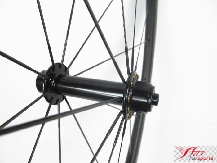 Farsports FSC38-CM-23 ED HUB ნახშირბადის - ველოსიპედები - ფოტო 4