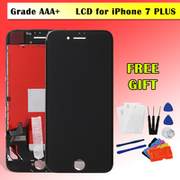1PCS Grade AAA Quality Display For IPhone 7 Plus LCD Screen With 3D Touch Digitizer Pantalla