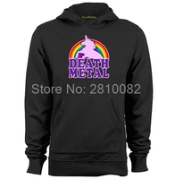 Death Metal Unicorn Mens Womens Comfortable Hoodies Sweatshirts