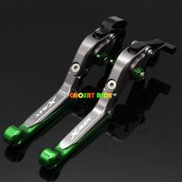 Motorcycle Accessori CNC Aluminum Scooter brake Clutch lever For Yamaha X MAX 300 XMAX300 Adjustable/Foldable/Extendable