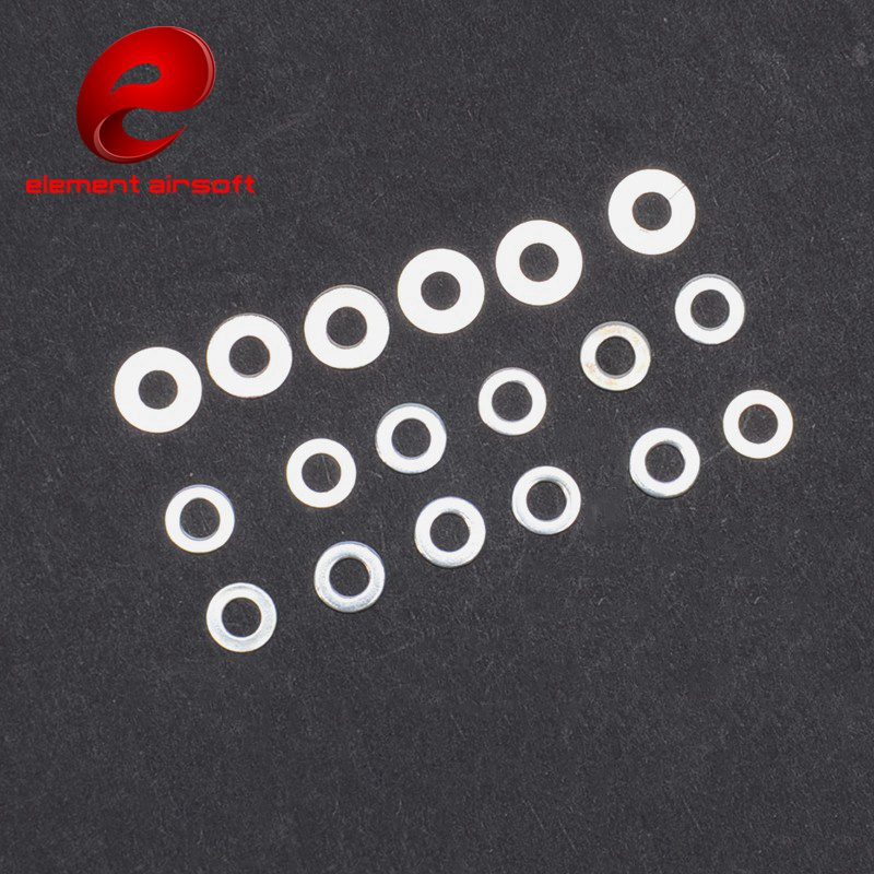 Element Aluminum Set Shim for Airsoft Gearbox Hunting Accessories Wholesale IN0911