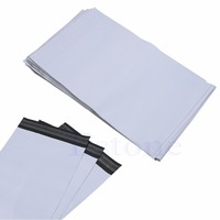 100Pcs Solid Envelope Express Bag Office Paper Envelope Poly Mailer Plastic Shipping Mailing Bags Envelope Polybag