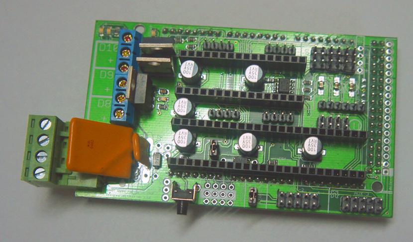 Prix pour 3D imprimer unité nouvelle référence SMART Rampes Pour Arduino Due (comme Rampes FD ou RADDS) contrôle du panneau de commande conseil