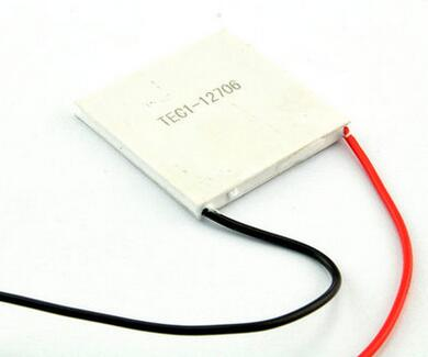 New good quality TEC1-12706 TEC Thermoelectric Cooler Peltier Connector