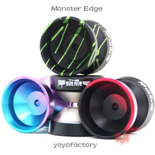 Edge-Yoyo Yo-Yo-1a Professional YYF 3A 5A for Competitive Sphere Monster Colors Ultra-Wide
