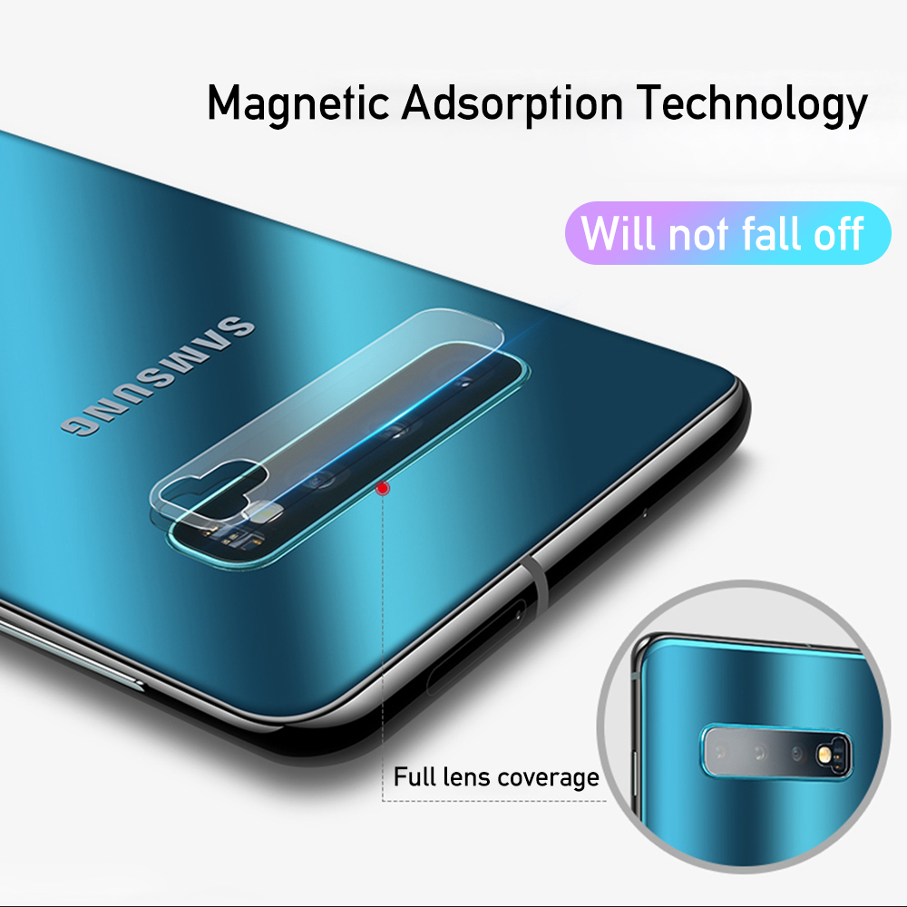 2pcs Camera Lens Film For Samsung S10 Plus Tempered Glass For Samsung Galaxy S10 Plus S10e Protective Back Camera Lens Protector in Phone Screen Protectors from Cellphones Telecommunications