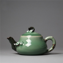 Kung Fu Tea Sets Pot Pu'er Teapot Handmade Works Of Art Tea Ceremony