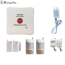 433mhz SOS Button Alarm System Gem Store Wireless GSM alarm Detect Burglar Security System SOS Jewelry Shop Home Alarm System цены онлайн