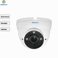 STARVIS STARLIGHT SONY IMX291 COMS Varifocal Motorized Lens 1080P Hybrid 4 in 1 Output Free Switch CCTV Camera AR MHD2301RSF