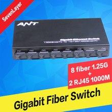 Ethernet коммутатор 8 RJ45