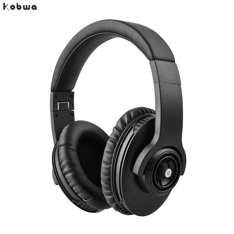 Wireless Headphones Bluetooth Noise Cancelling Foldable Wired Headsets Gaming Bass Stereo Headset Hifi with Built in Microphone tronsmart encore s6 bluetooth headphones active noise cancelling wireless headphone gamer gaming foldable design headset