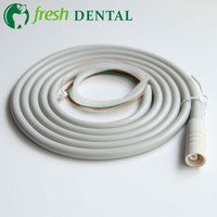 Dental Cable For Ultrasonic Scaler Handle Handpiece Dental Pipe For Tails Fiber Optic Wire Handle Woodpecker