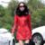 2016 Mulheres Jaqueta de Inverno Plus Size Gola de Pele de Algodão das Mulheres Da Moda Pu de Couro Mulheres de Slim Longo Casaco Acolchoado Com Capuz jaqueta