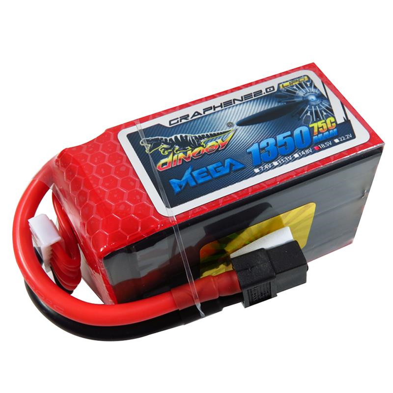 2pcs tattu 4s lipo battery 14 8v 1800mah lipo 75c racing with xt60 plug rc battery drone profissional fpv quadcopter helicopter Giant Power DINOGY GRAPHENE 2.0 18.5V 1350mAh 5S 75C XT60 Plug Lipo Battery For FPV Quadcopter Racing Racer RC Drone DIY Charger