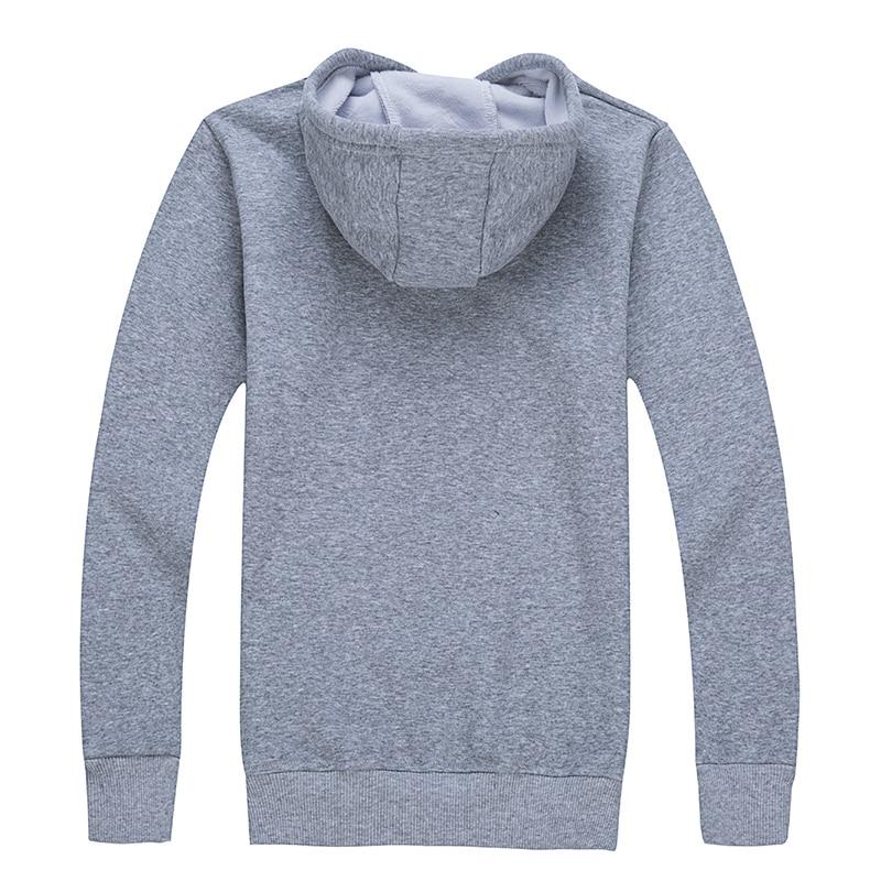 KOLVONANIG Men 39 s Winter Fashion Hoodies Free Hugs Print Sweatshirt Coat Casual Tracksuit For Men Unisex Velvet Liner Pullover in Hoodies amp Sweatshirts from Men 39 s Clothing