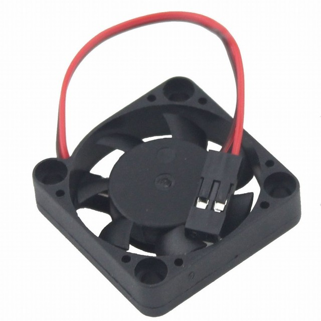 US $11 49 |Gdstime 5 Pieces DC 5v 3007 30x30x7mm 3cm Dupont 2Pin Mini  Brushless Cooling Fan 30mm x 7mm for Raspberry Pi-in Fans & Cooling from