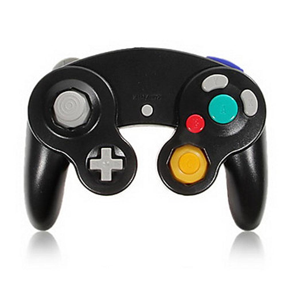 HAOBA Jogo Choque Controlador JoyPad Vibration Para Ninten Wii para GameCube para Pad