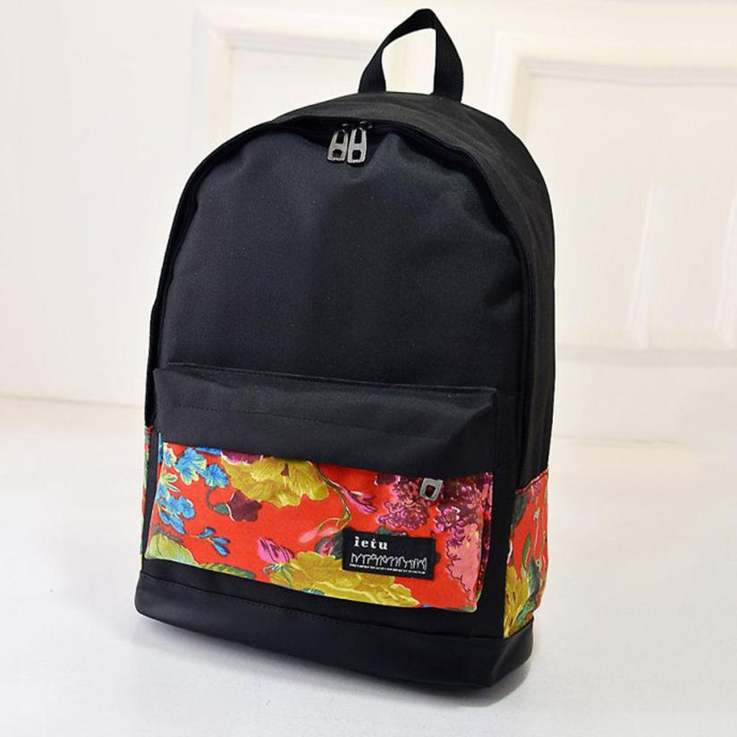 1232e2896507 New Campus Women Girls Backpack Travel Bag Young Canvas Men Backpack Brand  Fashion School Bags Printing Bags sac a dos-in Backpacks from Luggage   Bags  on ...