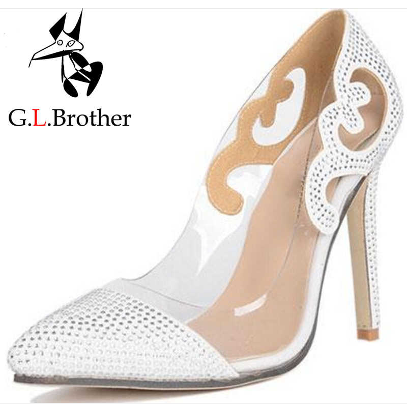 Online Get Cheap Clear Wedding Shoes -Aliexpress.com | Alibaba Group