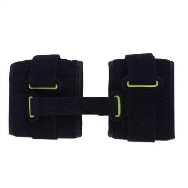 1 pièces réglable cheville garde noir soutien cheville stabilisateur soulagement de la douleur pied Compression noir pression pansement - 5