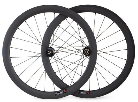 oem sticker 700c width 25mm carbon clincher tubular disc bike wheels cyclocross wheelset 50mm disc brake wheel for sale