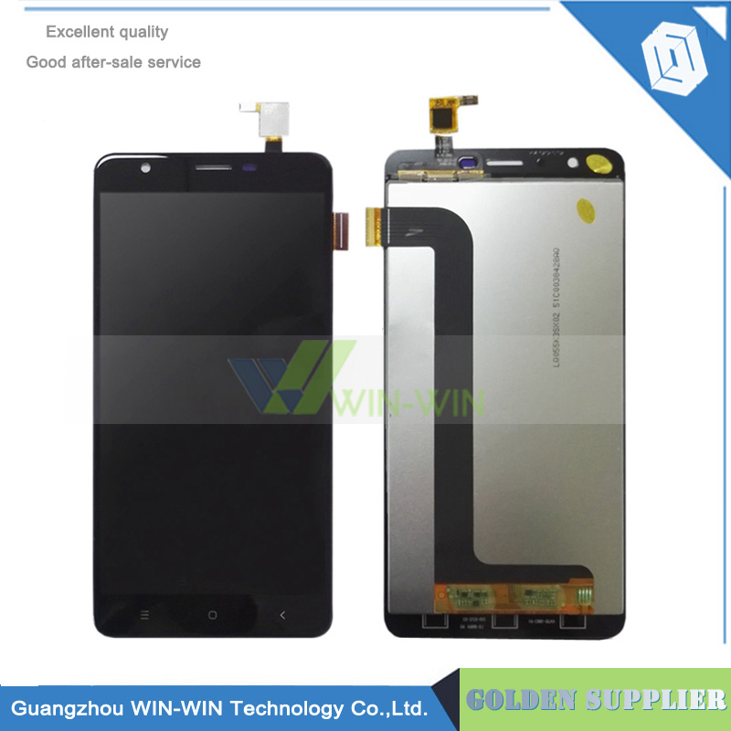 ФОТО Black/White for oukitel u15 pro LCD Display+Touch Digitizer For Oukitel U15 Pro lcd screen assembly for oukitel u 15 pro lcd