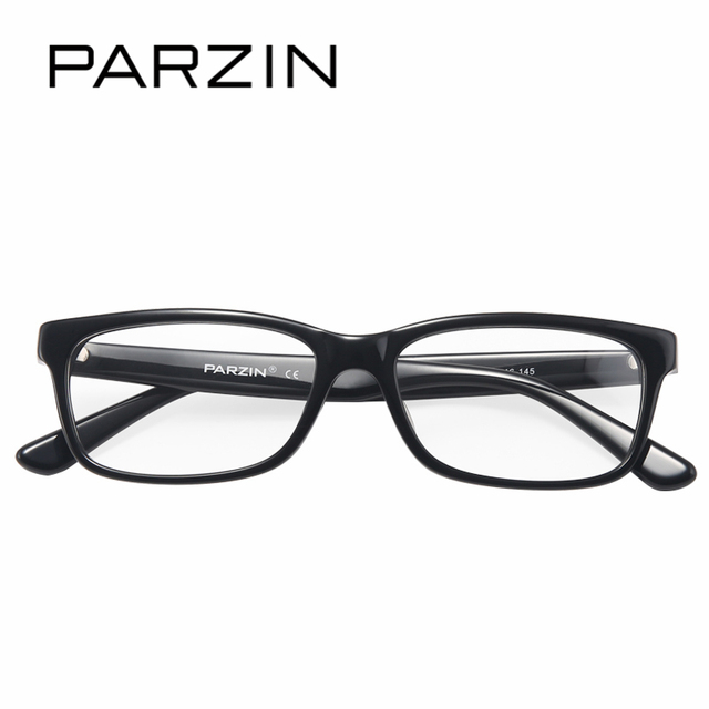 parzin high quality full frame glasses with clear lenses myopia eyewear frames online store prescription eyeglass - Eyeglass Frames Online