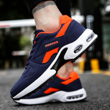 2018 Hot sale Men sport Shoes Trend Male Low Board Breathable Outdoor running shoes for men boots Aip Max 39-44 top new sneakers