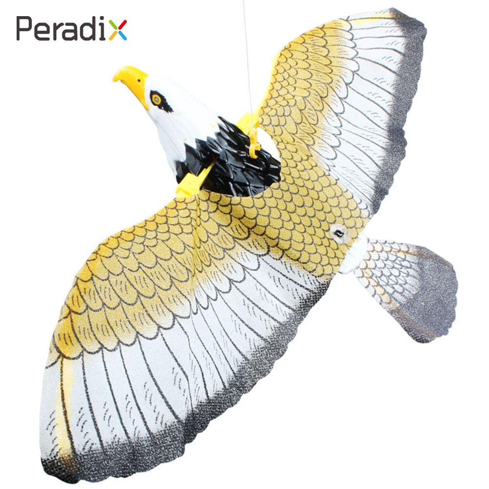 Rotation Hanging Eagle Electric Electric Flying Eagle Home Decoration Kids Toy Ornaments Realistic Simulated Plastic