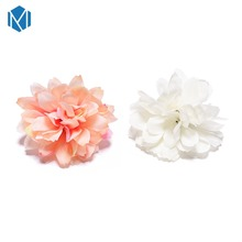 2019 1 Pair/2 PC New DIY Red White Flower Hairpins Headdress Hair Accessories For Women Wedding accesorios para el cabello
