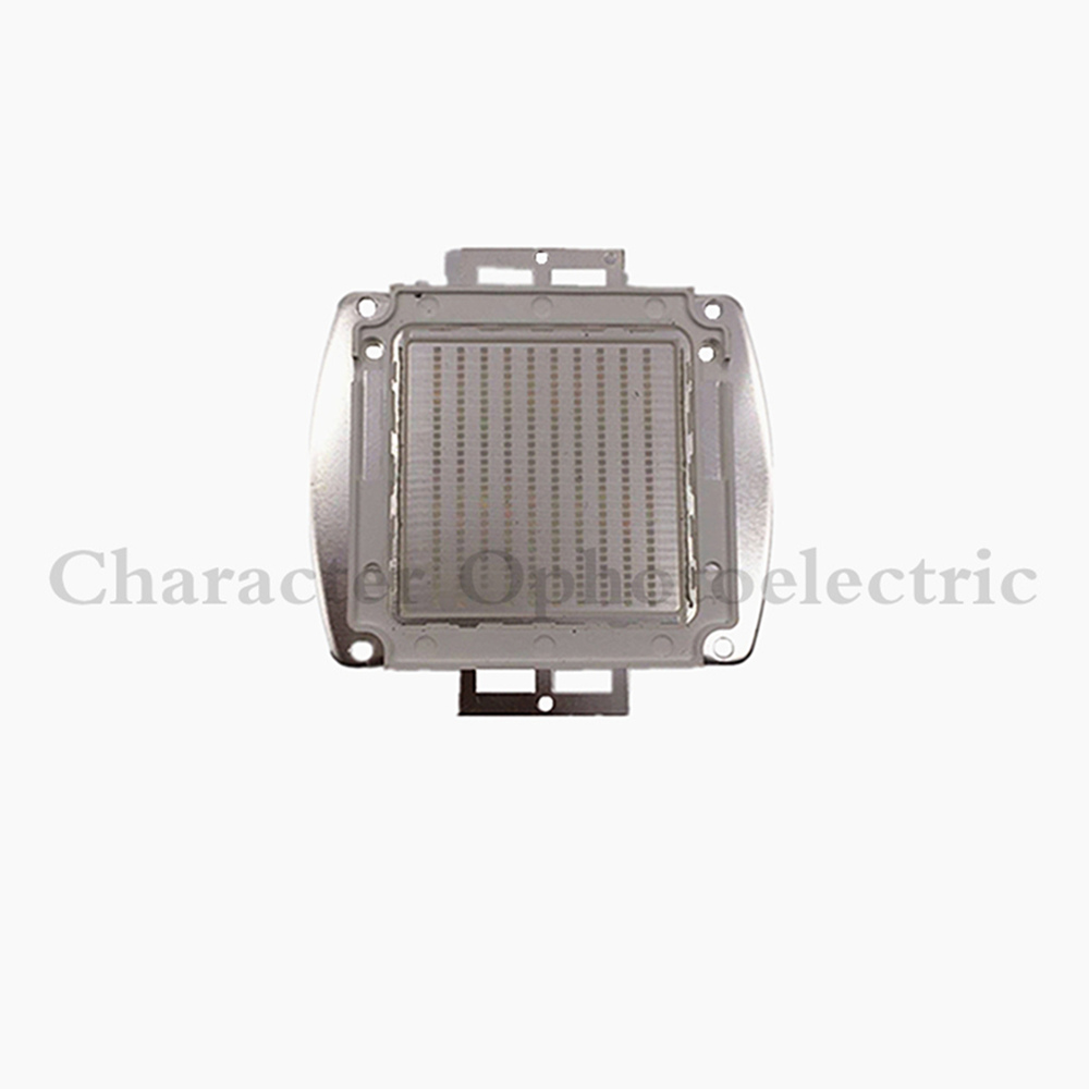 High Power LED Chip UV LED 365nm 370nm 380nm 395nm Light 100W 150W 200W Ultraviolet LED for Nail Dryer Currency Identificatio