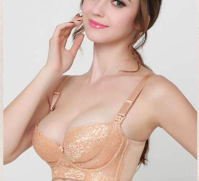 Aliexpress.com : Buy Maternity Nursing Bra 100% Cotton maternity ...