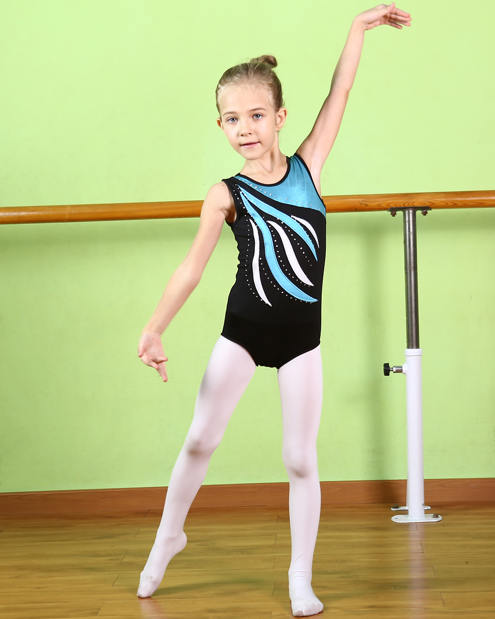 BAOHULU Sleeveless Girls Dress Ballet Leotards Dance Wear for Child 3-12Y Toddler&Teens Dance Leotard Kids Gymnastics Suits 2018 new girls ballet costumes sleeveless leotards dance dress ballet tutu gymnastics leotard acrobatics dancewear dress
