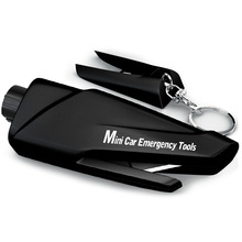 Новинка, многофункциональный автомобильный молоток безопасности, портативный оконный выключатель, аварийное устройство, легко носить с собой